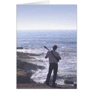 Cartes Guitare d'océan