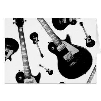 Cartes Guitare électrique