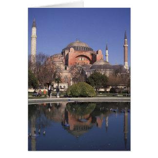 Cartes Hagia Sophia, Istanbul, Turquie