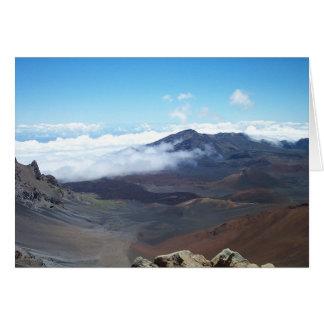 Cartes Haleakala