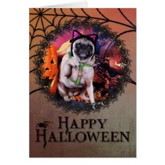 Cartes Halloween - carlin - lis Lou
