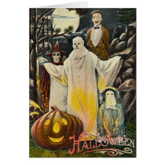 Cartes Halloween éffrayant