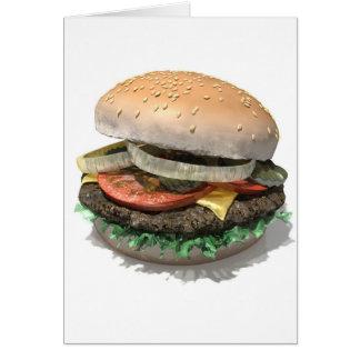 Cartes Hamburger