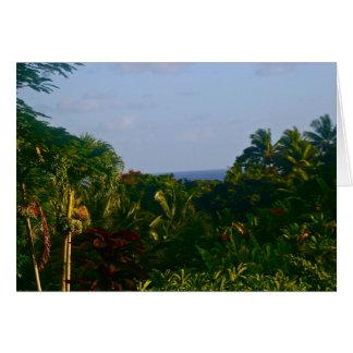 Cartes Hana, Maui