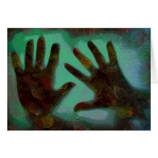 Cartes Handprints