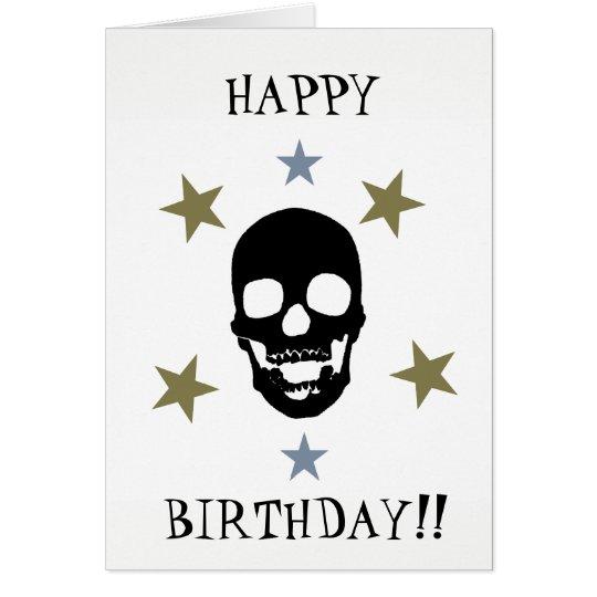 Cartes Happy birthday!!