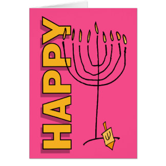 Cartes HappyChanukah101