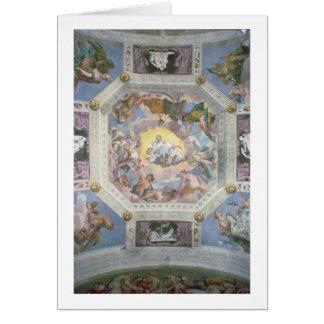 Cartes Harmonie universelle, ou amour divin, du ceilin