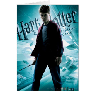 Cartes Harry Potter HPE6 2