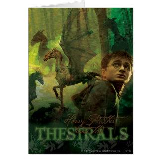 Cartes Harry Potter Thestrals