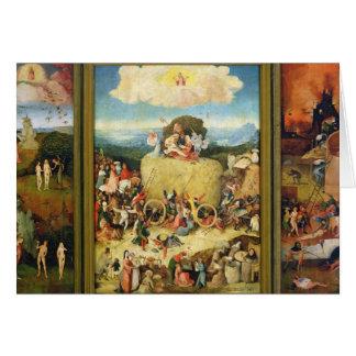 Cartes Haywain, 1515