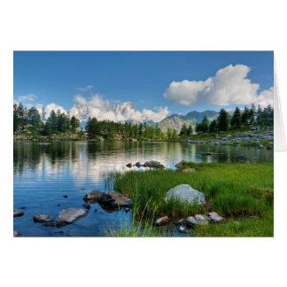 Cartes Hdr de lac Arpy