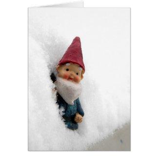Cartes Hector bloqué par la neige