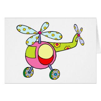 Cartes Hélicoptère
