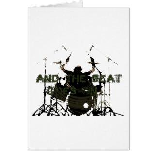 Cartes Héros de tambour