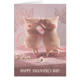 Cartes Heureuse Sainte-Valentin !
