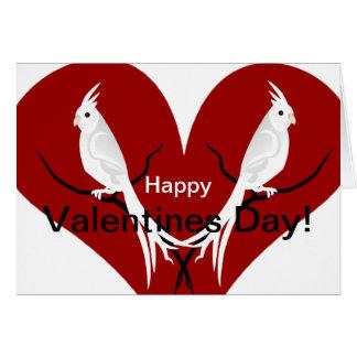 Cartes Heureux, jour de Valentines !