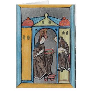 Cartes Hildegard de Bingen