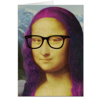 Cartes Hippie Mona