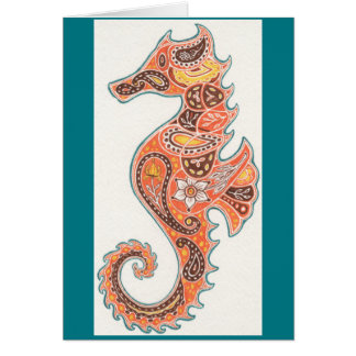 Cartes Hippocampe de Paisley