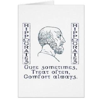 Cartes Hippocrate