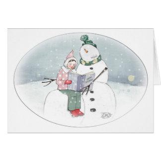 Cartes Histoires de neige