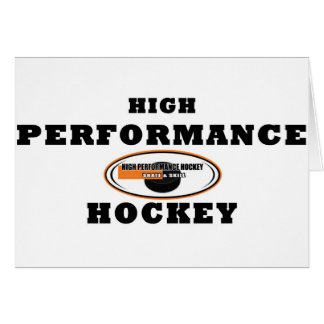 Cartes Hockey de haute performance