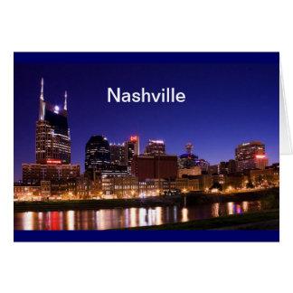 Cartes Horizon de Nashville