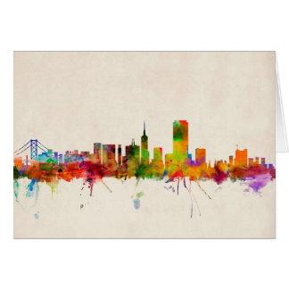 Cartes Horizon de ville de San Francisco