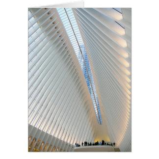 Cartes Hub de transport de World Trade Center, NY