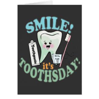 Cartes Hygiéniste dentaire de dentiste