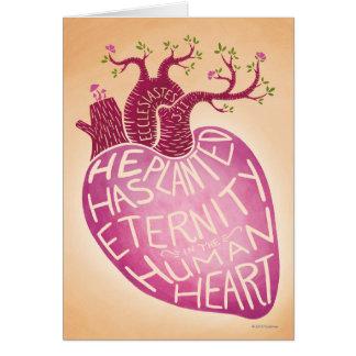 Cartes Il a planté l'éternité au coeur humain