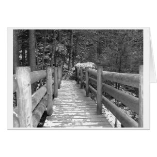 Cartes Il est temps de croiser ce pont