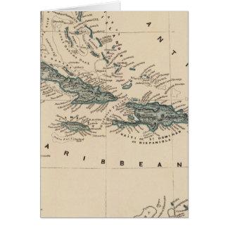 Cartes Îles occidentales de l'Inde