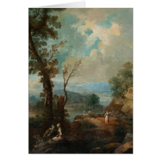 Cartes Illustration de Claude Lorrain