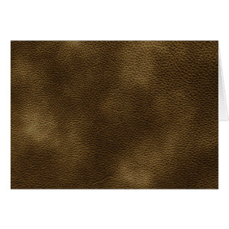 Cartes Image de cuir de Brown