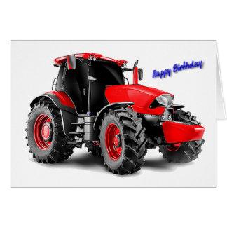 Cartes Image de tracteur pour