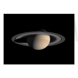Cartes Image merveilleuse de Saturn de la NASA