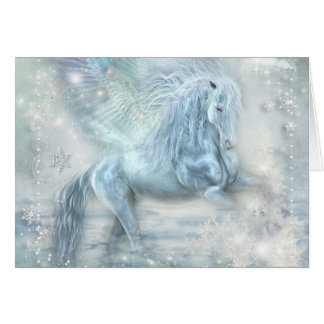 Cartes Imaginaire Pegasus de glace