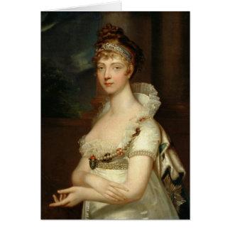 Cartes Impératrice Elizabeth Alexejevna