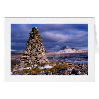 Cartes Ingleborough de Twisleton marque Noël