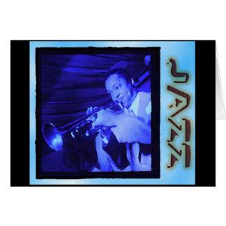 Cartes Intermèdes musicaux : Jazz vintage