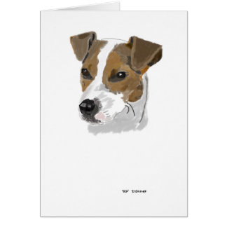 Cartes Jack Russell Terrier