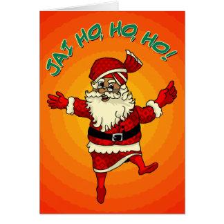 Cartes Jai Ho, Ho, Ho !