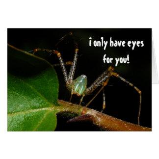 Cartes J'ai seulement des yeux pour vous