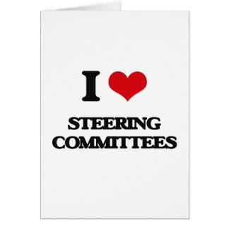 Cartes J'aime des comités de direction