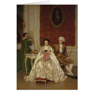 Cartes Jalousie, 1861
