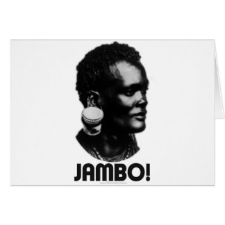 Cartes JAMBO ! Salutation sovahélie