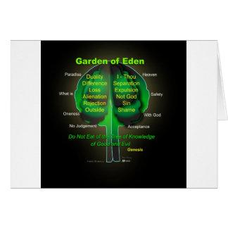 Cartes Jardin d'Éden