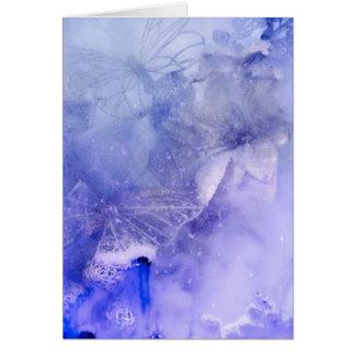 """Cartes """"Jardin mystique - papillons dans"""" la collection"""